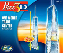 Puzz 3D: One World Trade Center