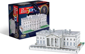 Puzz 3D: The White House