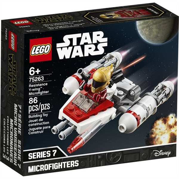 LEGO Star Wars - Resistance Y-Wing Microfighter
