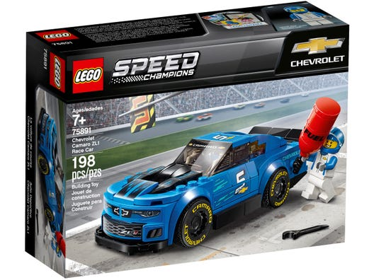 LEGO Speed Champions - Chevrolet Camaro ZL1 Race Car