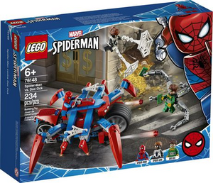 LEGO Super Heroes - Spiderman vs Doc Ock