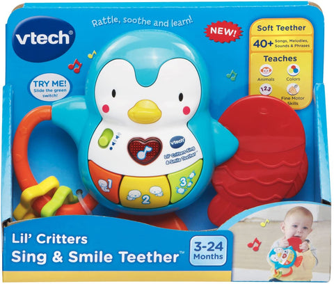 VTech Baby - Lil' Critters Sing & Smile Teether