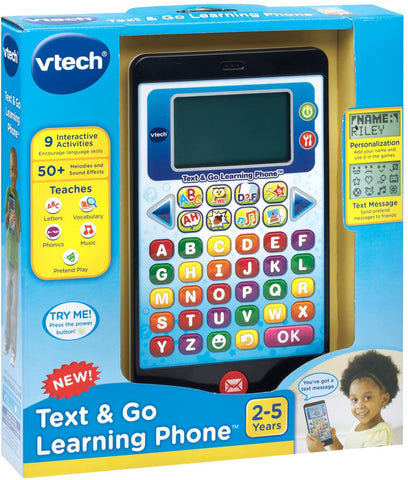 Vtech - Text & Go Learning Phone