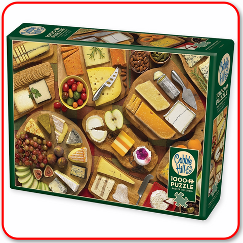 More Cheese Please - Cobble Hill 1000pc Puzzle