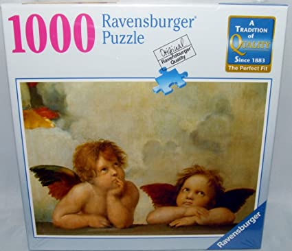 Raffaello Cherubs - 1000pc