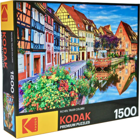 Kodak Premium : Amazing Traditional French House, Petite Venise, France - 1500pc