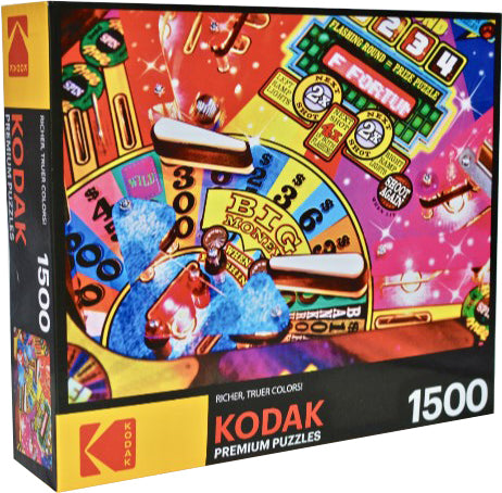 Kodak Premium: Fun Pinball - 1500pc