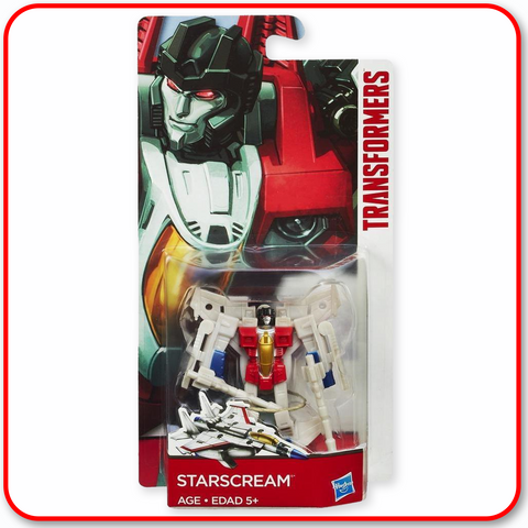 Transformers : Classic Legion Figure - Starscream