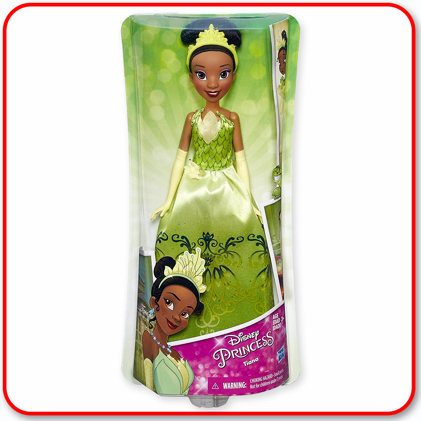 Disney Princess - Royal Shimmer Tiana