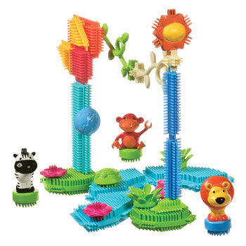 Bristle Blocks - 36 Piece Tube Set