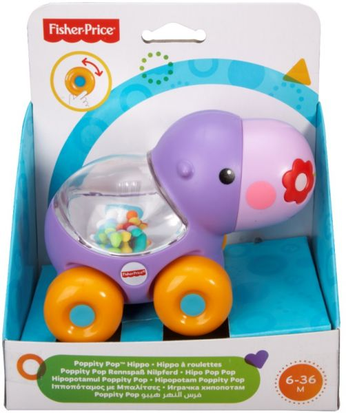 FISHER PRICE - Hippo/Turtle Assortment