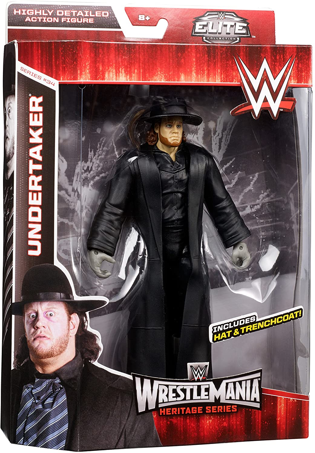 WWE Elite Collection: Undertaker