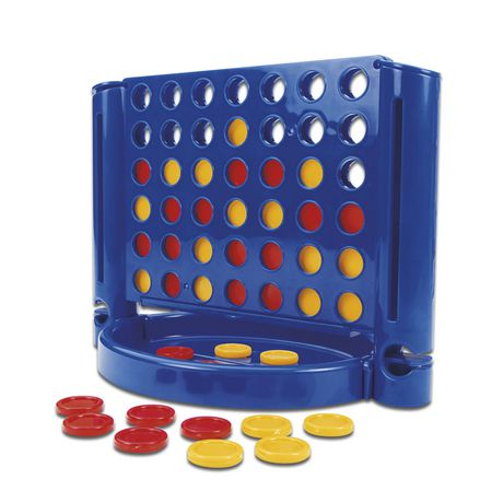 Grab & Go Travel Games - Connect Four