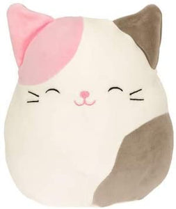 "Squishmallows - 8"" Multi-Coloured Cat"