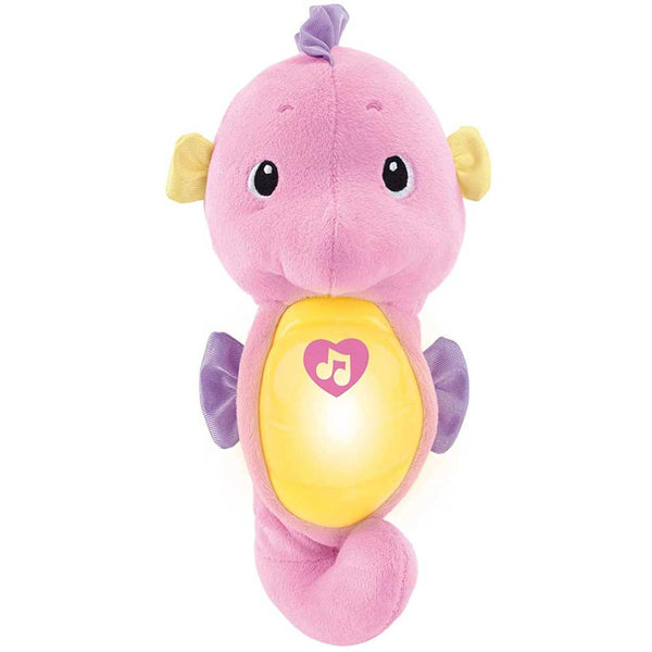 FISHER PRICE - Soothe & Glow Seahorse PINK