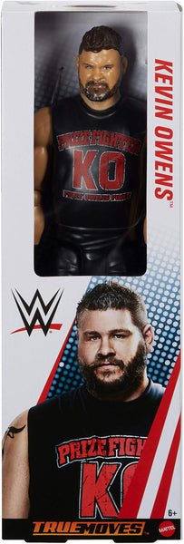 "WWE True Moves 12"" Figures: Kevin Owens"