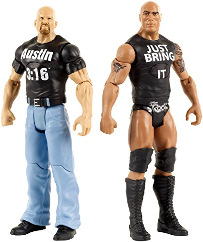 WWE Tough Talkers: Stone Cold Steve Austin & The Rock