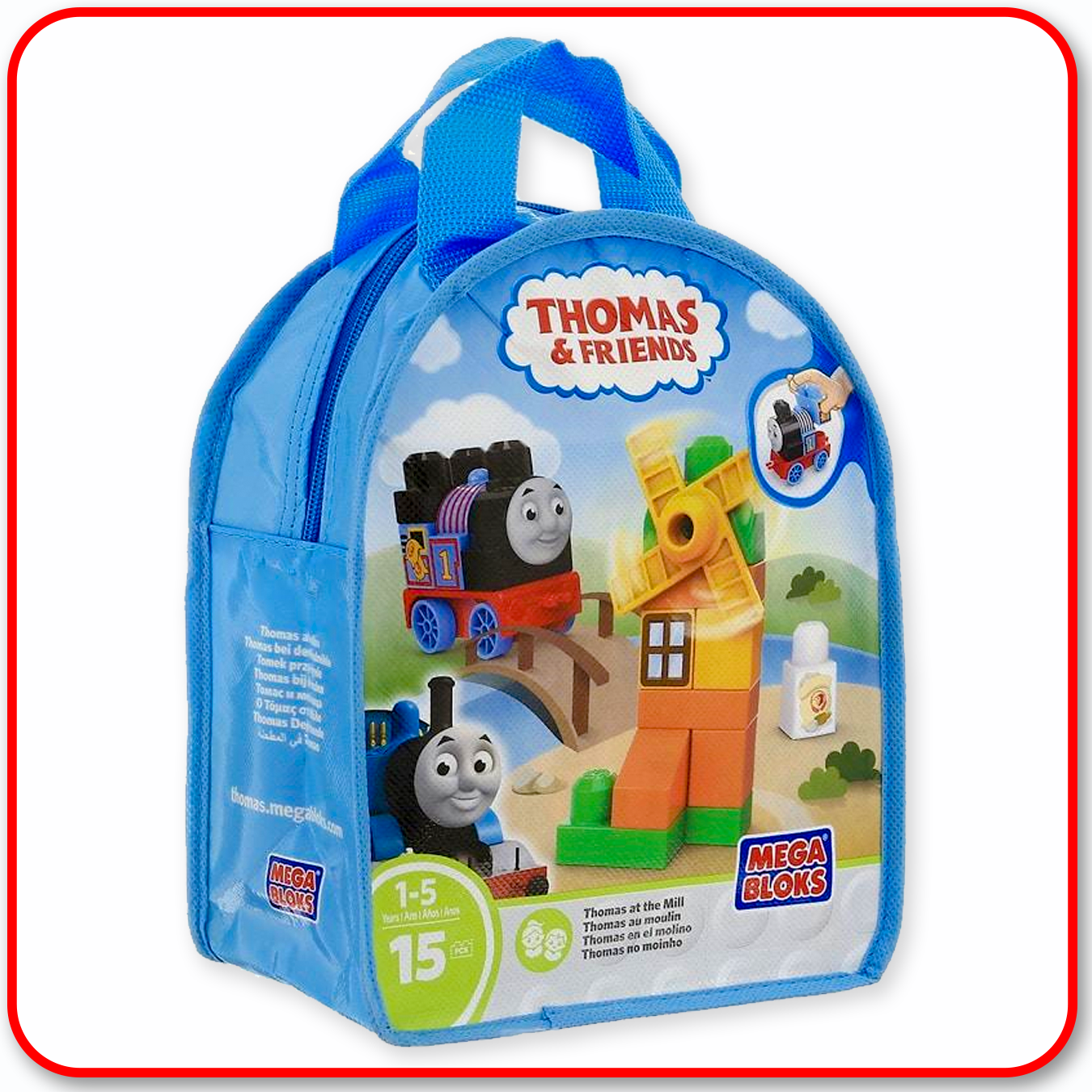 Mega Blocks - Thomas & Friends : Thomas at the Mill