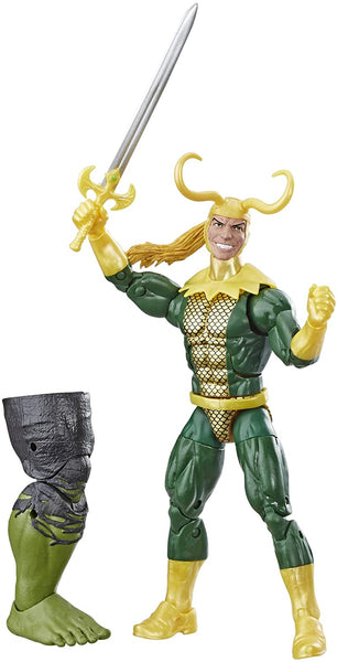 "Marvel Legends Avengers - Loki 6"" Figure"