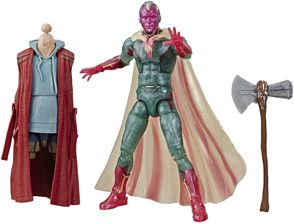 "Marvel Legends Avengers - Vision 6"" Figure"