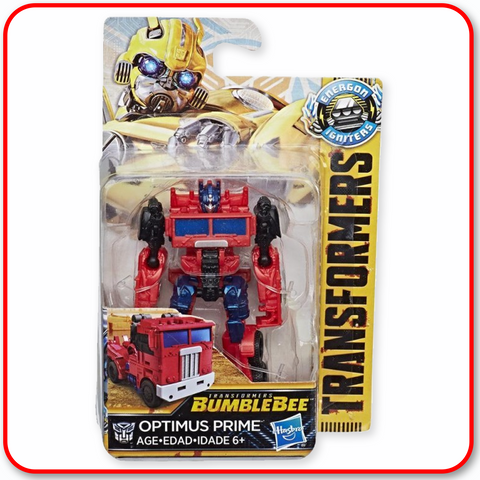 Transformers : Energon Ignitors Speed - Optimus Prime