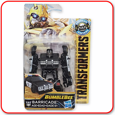 Transformers : Energon Ignitors Speed - Barricade