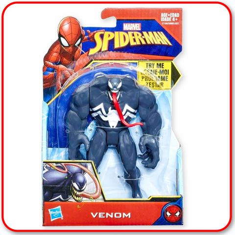 Spiderman - 6inch Venom