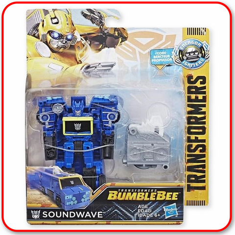 Transformers : Energon Ignitor Power Plus - Soundwave