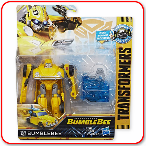 Transformers : Energon Ignitor Power Plus - Bumblebee