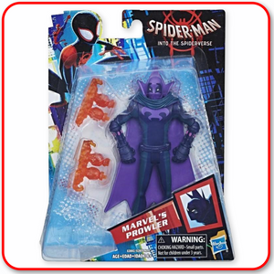 Spiderman Into the Spiderverse : 6in Fig - Prowler