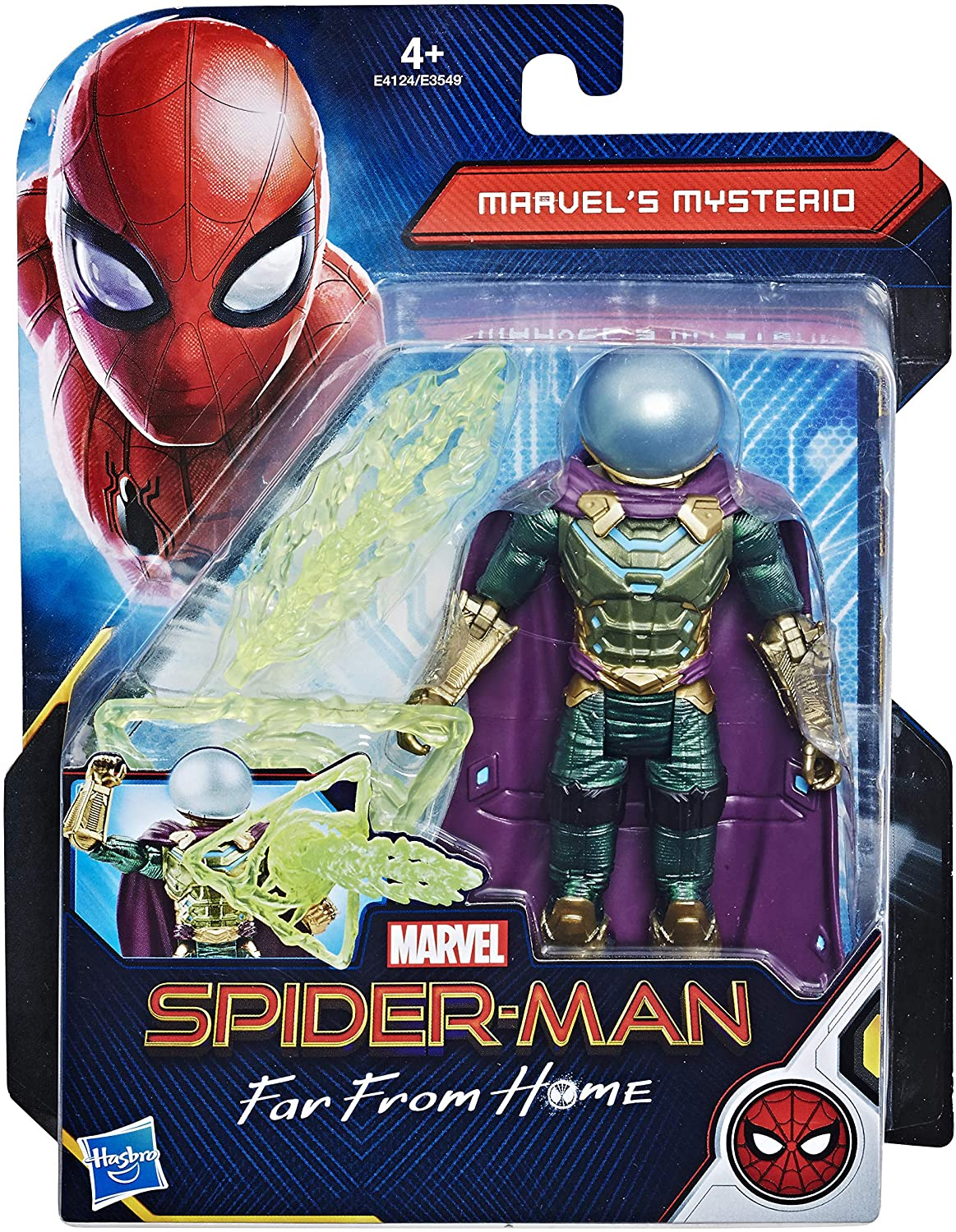 Spiderman - Far From Home 6in Figure - Mysterio