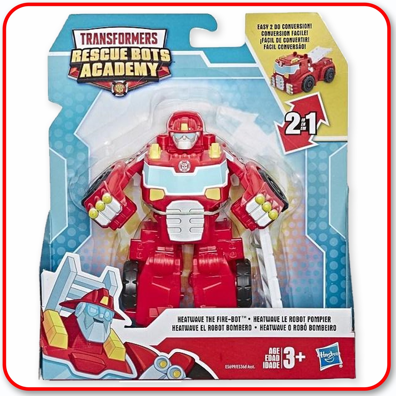 Transformers : Rescue Bots - Heatwave