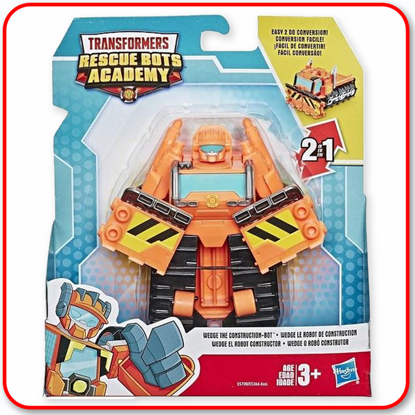 Transformers : Rescue Bots - Wedge