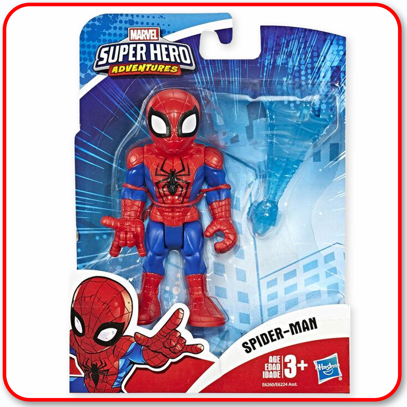 Super Hero Adventures - Spiderman