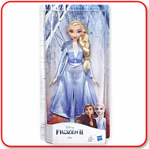 Disney Frozen II - Elsa Fashion Doll