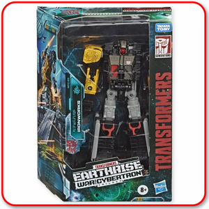 Transformers - Earthrise Dlx Figure : Ironworks