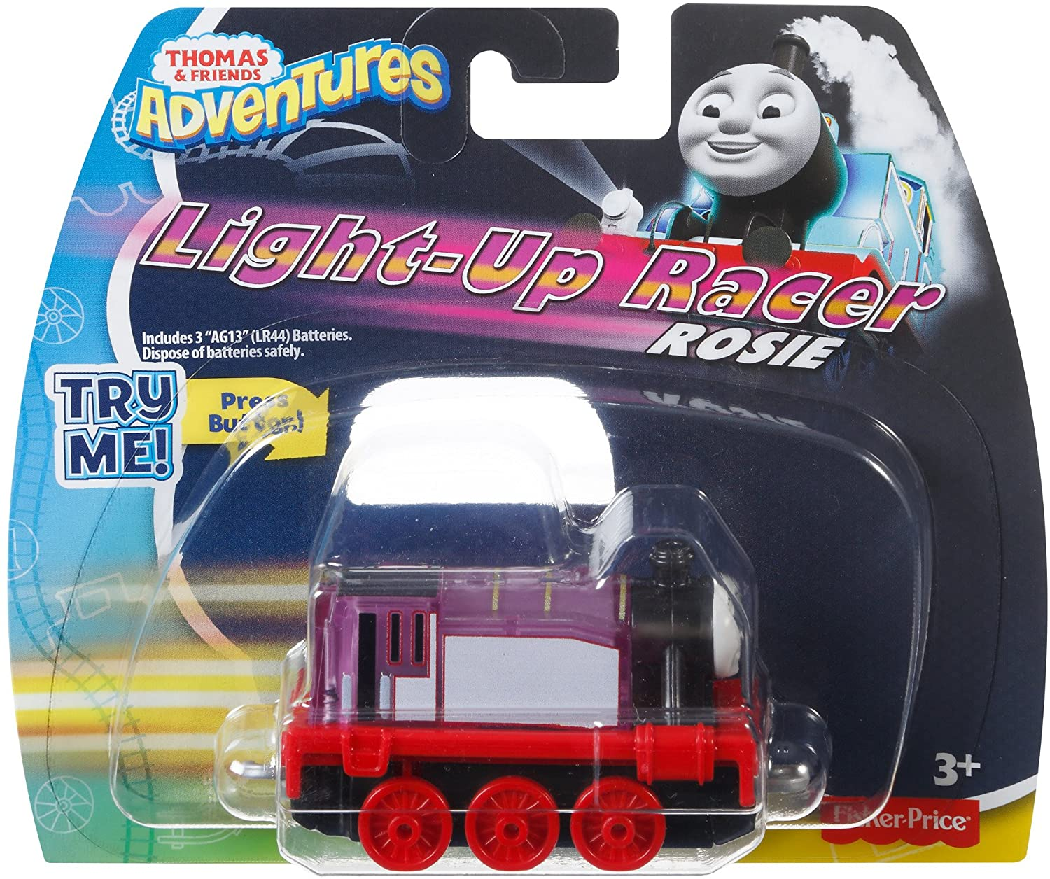 FP - Thomas & Friends Adventures: Light-Up Racer Rosie
