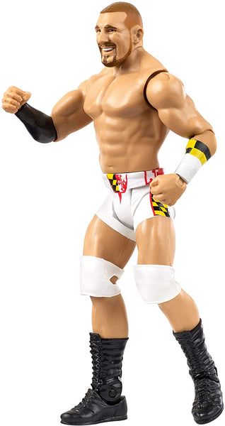 WWE WrestleMania: Mojo Rawley