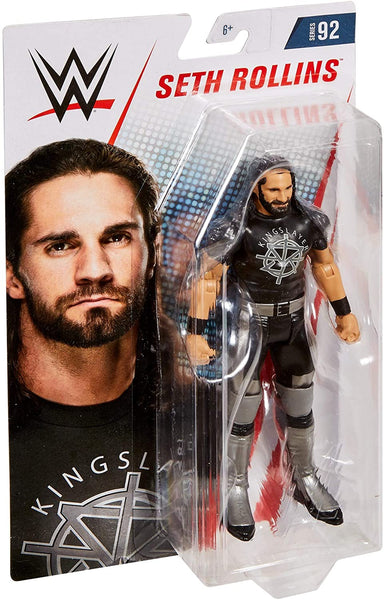 WWE Action Figures: Seth Rollins
