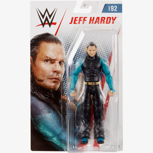 WWE Action Figures: Jeff Hardy