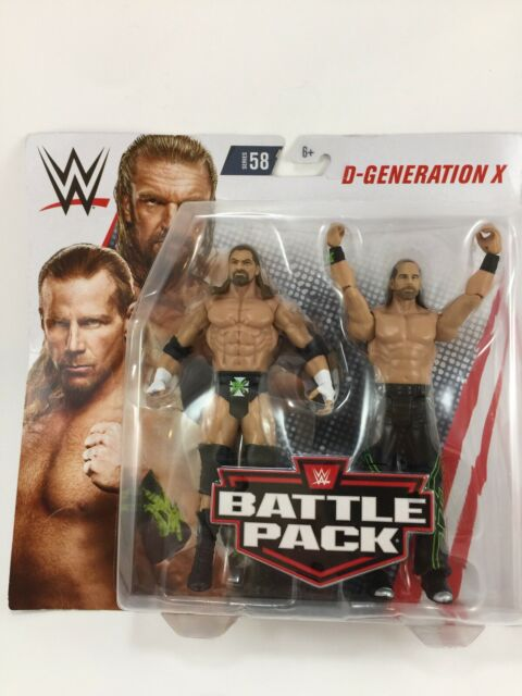 WWE Battle Pack: D-Generation X
