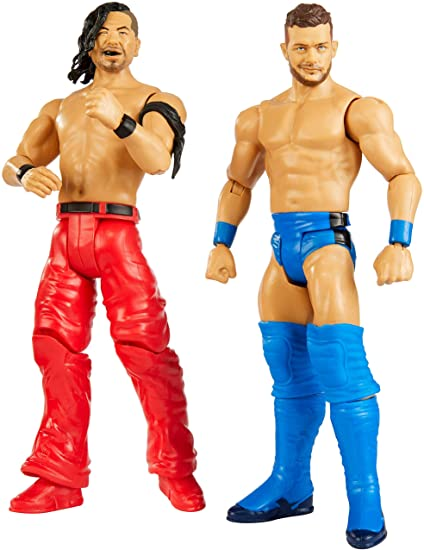WWE Battle Pack: Finn Balor vs Shinsuke Nakamura