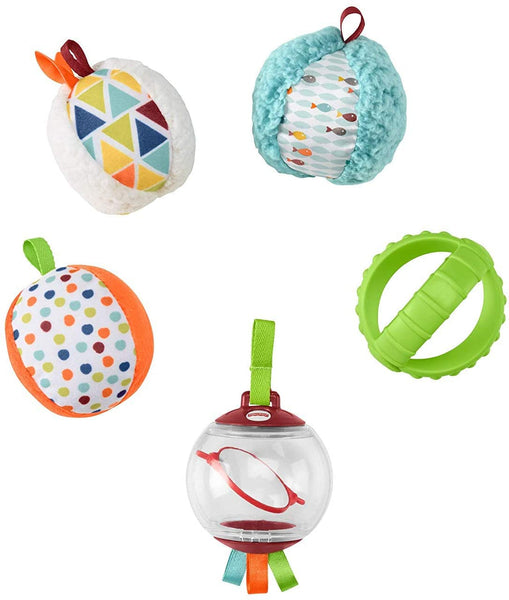 FISHER PRICE - Five Senses Activity Balls