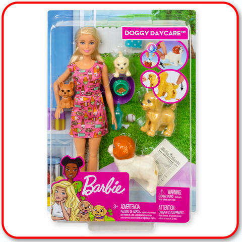 Barbie - Doggy Daycare Blonde