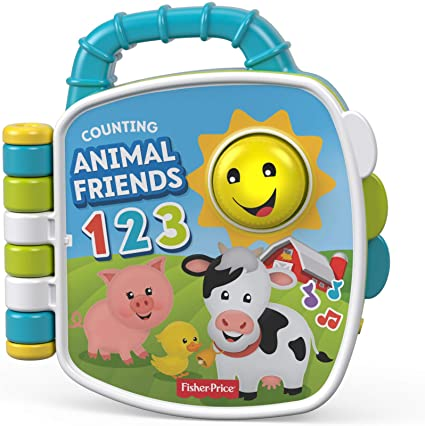 FISHER PRICE - Laugh 'N Learn Counting Animal Friends