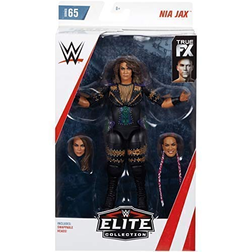 WWE Elite Collection: Nia Jax