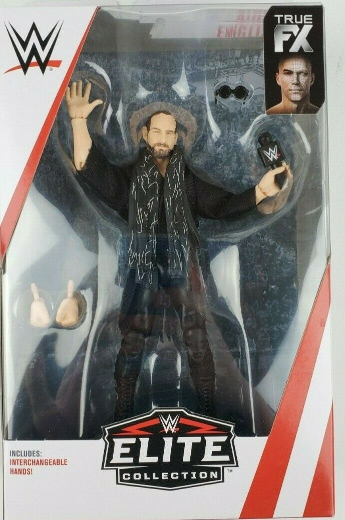 WWE Elite Collection: Aiden English