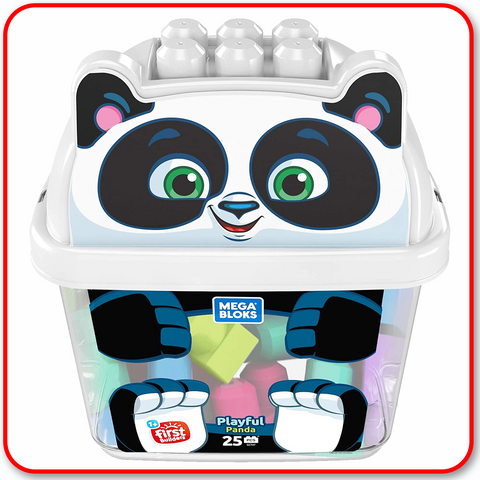 Mega Blocks - Playful Panda