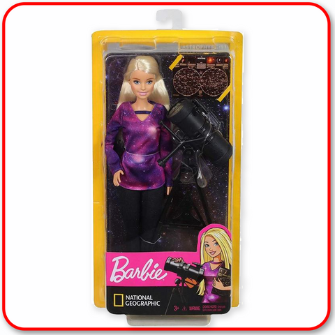 Barbie - National Geographic : Astrophysicist