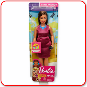 Barbie - Career Doll : News Anchor